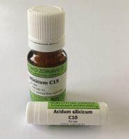 Acidum silicicum