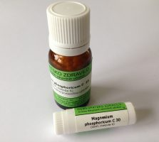 Magnesium phosphoricum